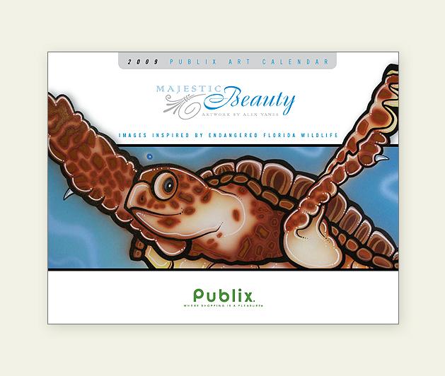 Publix Majestic Beauty