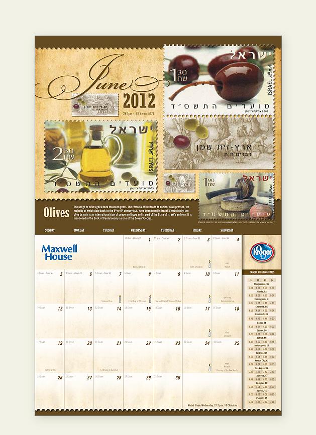 <i>Stewards of Creation</i> Calendar
