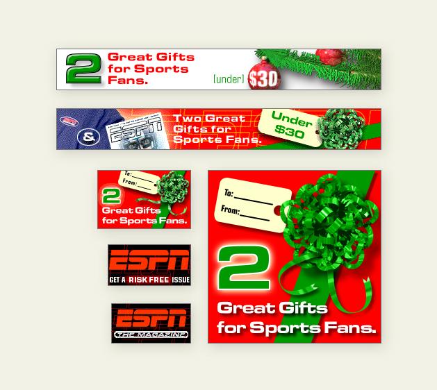 ESPN Banner Ads