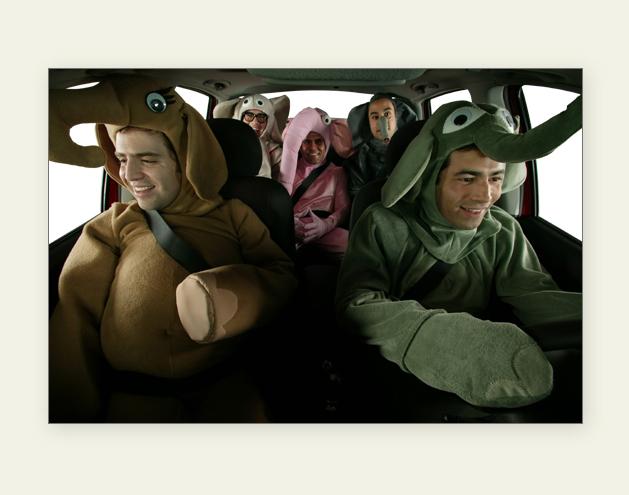 Pachyderm Passengers