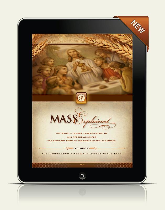 Mass Explained iPad App